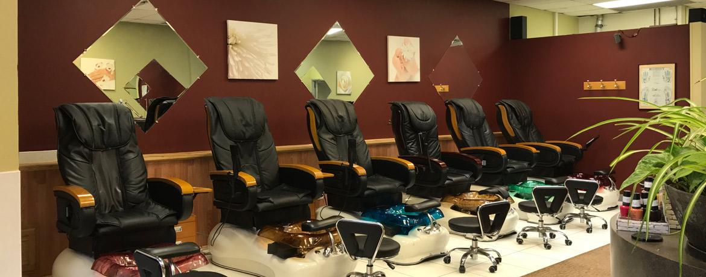 Nails & Co.   Edina Nail Salon and Spa, Minnesota
